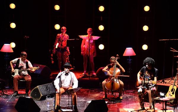Pevides de Cabaça Concert