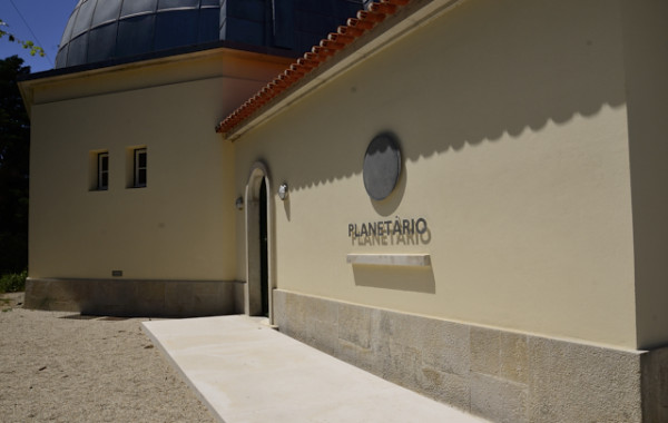 Coimbra Planetarium