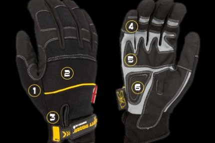 Dirty Rigger® – Comfort Fit Gloves