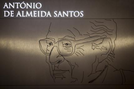 Homage of the Ministry of Justice to Dr. António de Almeida Santos