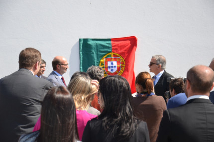Wastewater Treatment Plant Inauguration – Alcácer do Sal