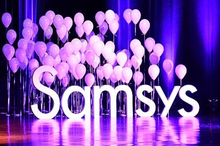 Samsys 2016 Customer Day