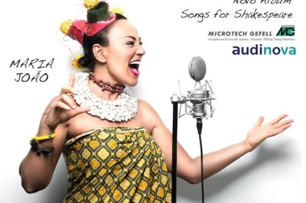"Maria João New Album ""Songs for Shakespeare"""