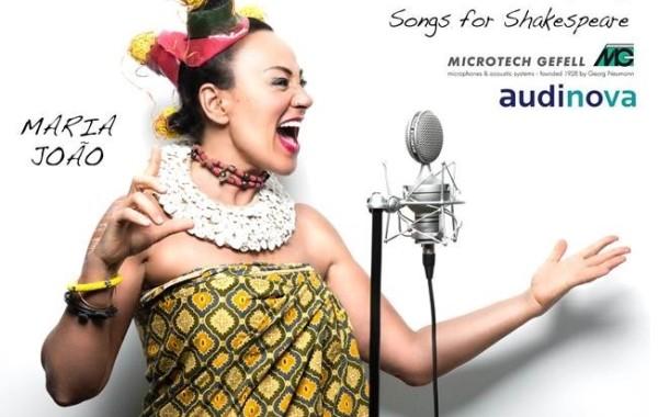 """Maria João New Album """"Songs for Shakespeare"""""""