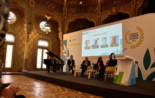 Euronext Lisbon Awards 2017