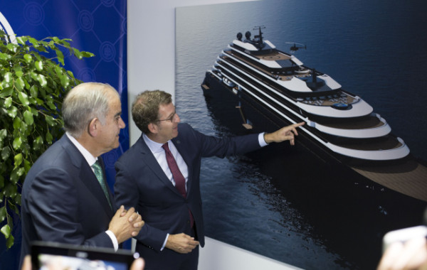First Luxury Ship of the Ritz-Carlton Yacht Collection
