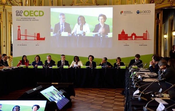 OECD Global Policy Roundtable on Equal Access to Justice, 2019